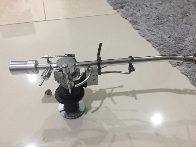 Saec WE-308 tonearm (SOLD) 2018-015