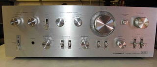 Pioneer SA-8500 II Integrated Amplifier 3cc46a10
