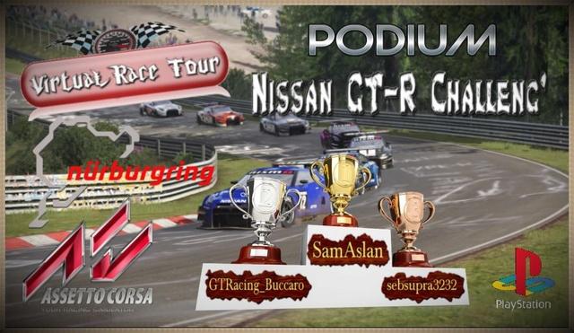 """Podium Event """"Nissan GT-R Chaleng"""" Yhdgji10"""