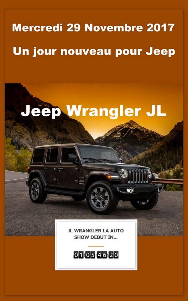 Galleria foto JL: iniziamo a conoscere meglio la Wrangler che verrà... - Pagina 6 24174610