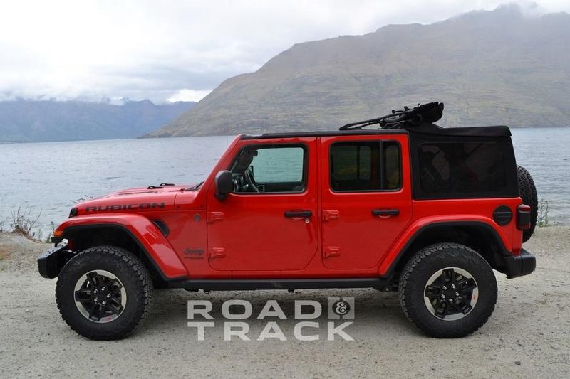 Galleria foto JL: iniziamo a conoscere meglio la Wrangler che verrà... Jeep-w11