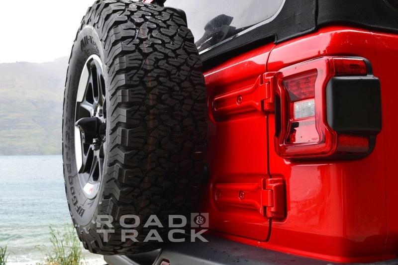 Galleria foto JL: iniziamo a conoscere meglio la Wrangler che verrà... Jeep-w15