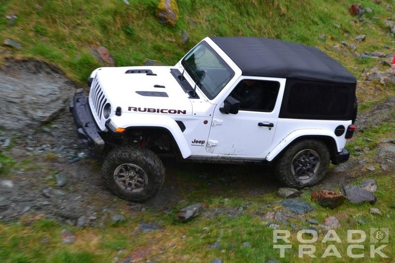 Galleria foto JL: iniziamo a conoscere meglio la Wrangler che verrà... Jeep-w25
