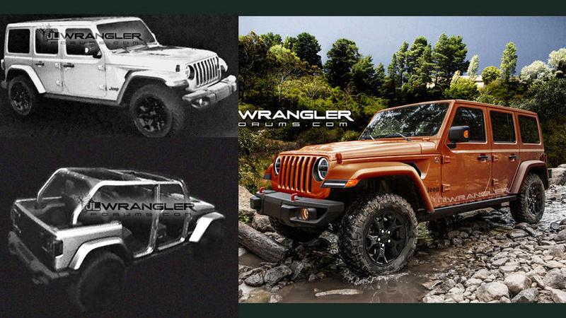 Galleria foto JL: iniziamo a conoscere meglio la Wrangler che verrà... Jl_3511