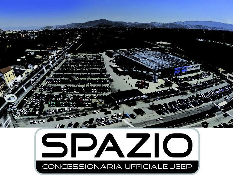 Nuovo Sponsor WM: SPAZIO - Concessionaria Ufficiale Jeep® Spazio12