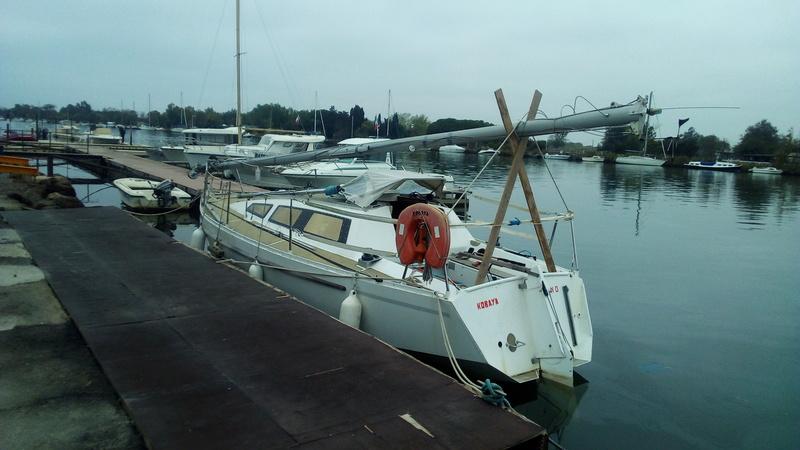 Le canal du Midi en solo A_agde10