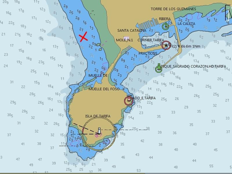 Le voyage d'Hiva Oa : retour en Méditerranée ... - Page 3 Tarifa10