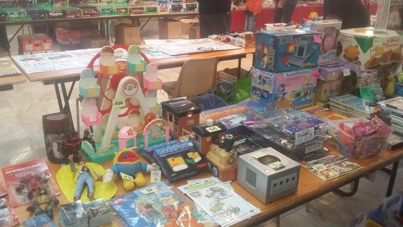 Salon Vint-toys / 28 janvier 2018 / Merville (59660) (photos) - Page 3 20180113