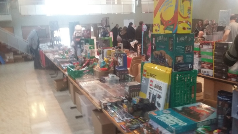 Salon Vint-toys / 28 janvier 2018 / Merville (59660) (photos) - Page 3 20180119
