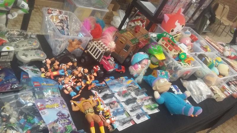 Salon Vint-toys / 28 janvier 2018 / Merville (59660) (photos) - Page 3 20180125