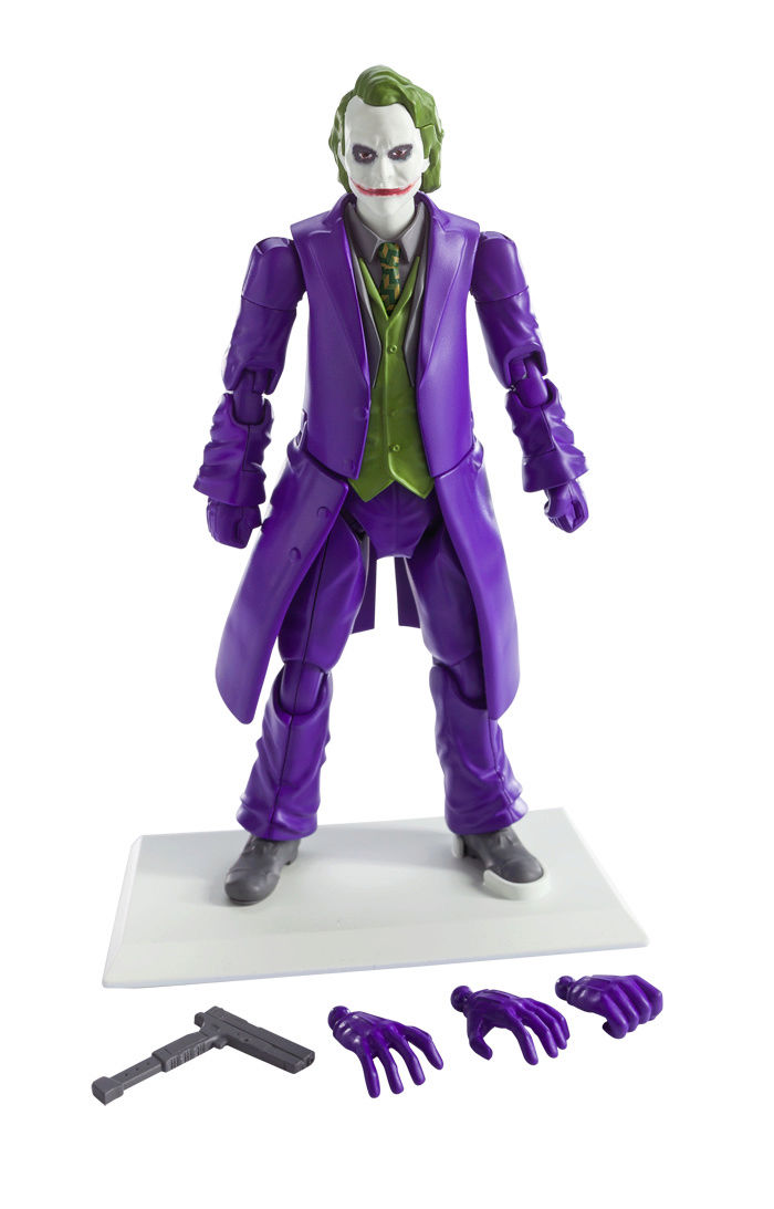 The Dark Knight The Joker - Level 2 (Sprukits-Bandai) 35745-11