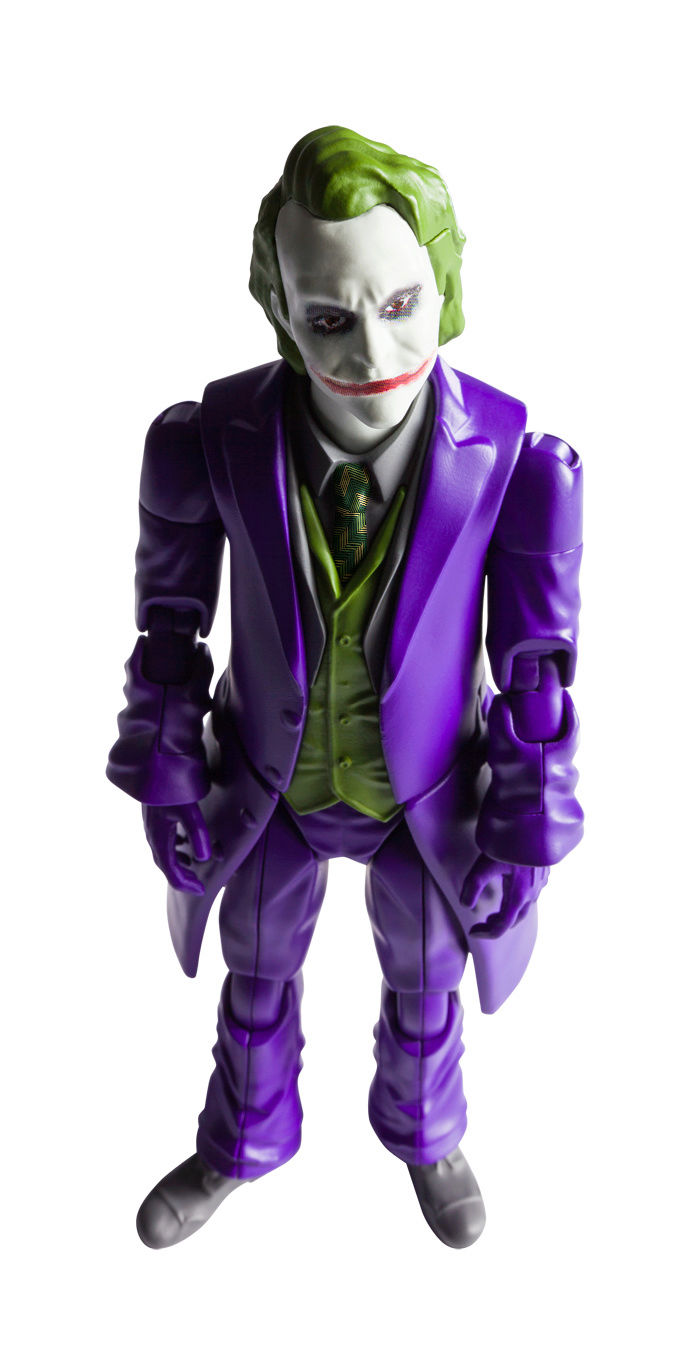 The Dark Knight The Joker - Level 2 (Sprukits-Bandai) 35745-15