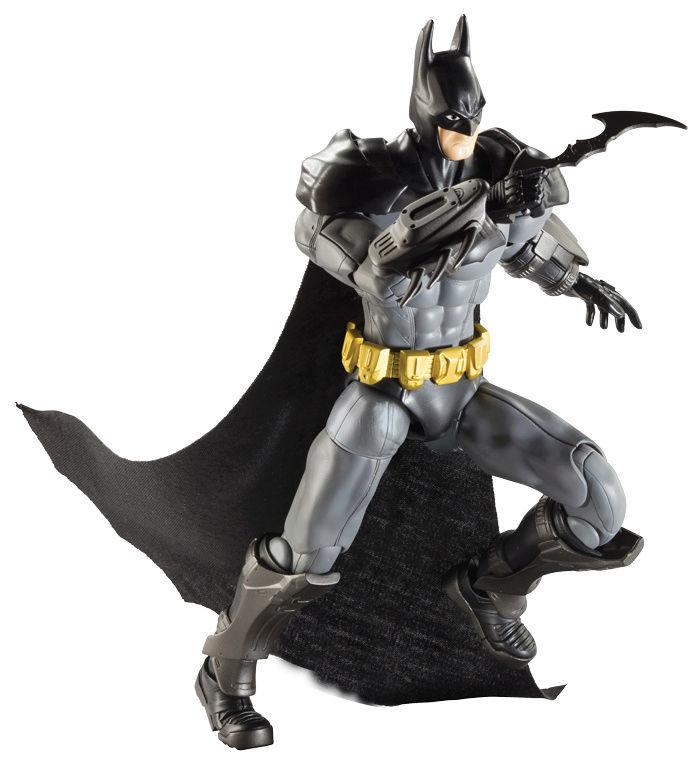 Batman: Arkham City Batman - Level 3 (Sprukits-Bandai) Arkham11