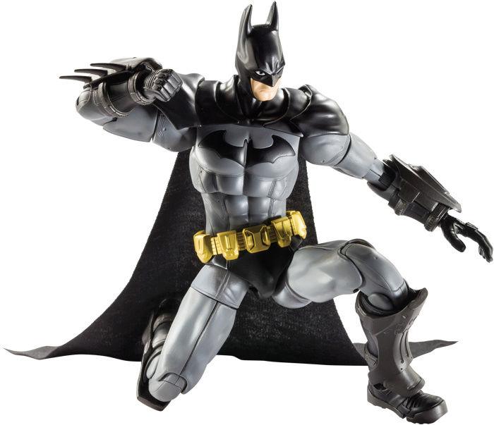 Batman: Arkham City Batman - Level 3 (Sprukits-Bandai) Arkham12