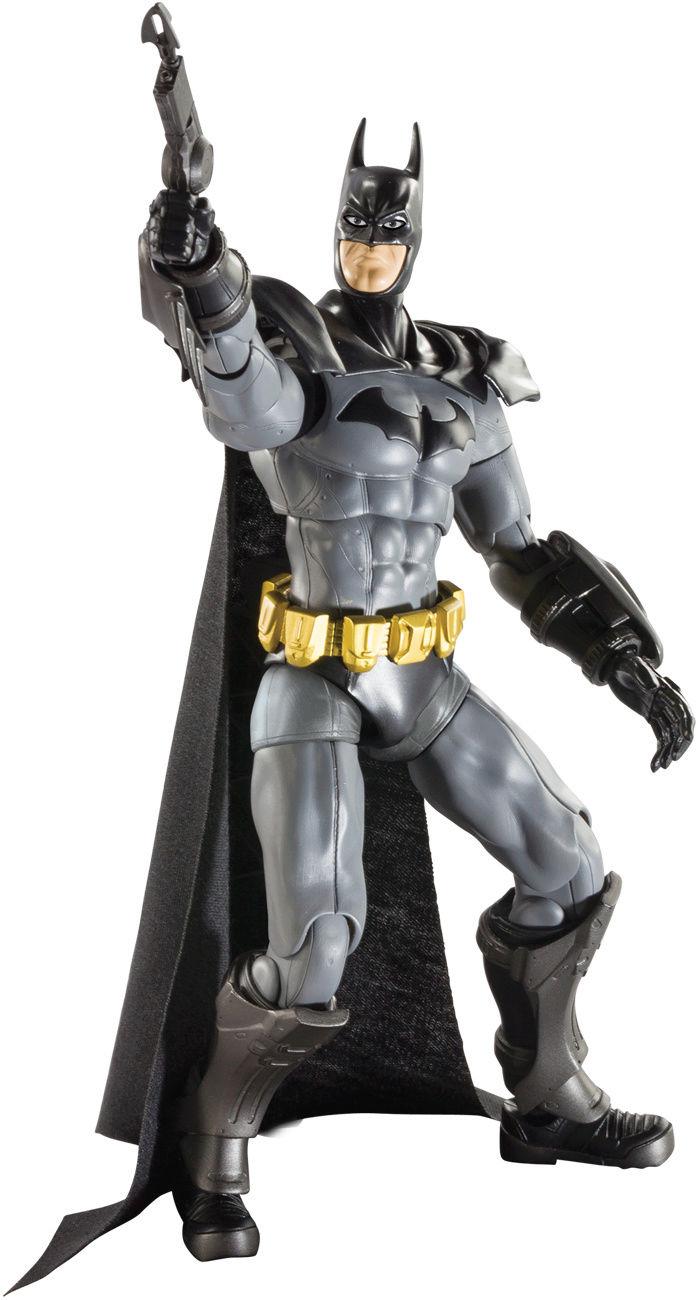 Batman: Arkham City Batman - Level 3 (Sprukits-Bandai) Arkham14