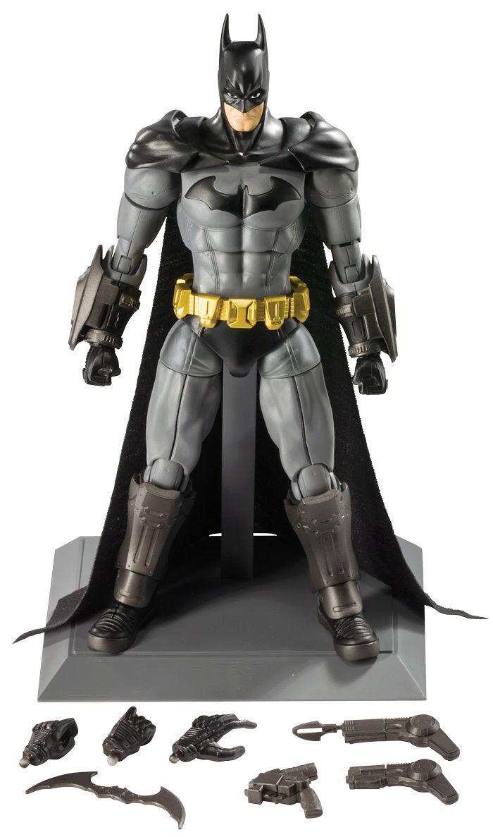 Batman: Arkham City Batman - Level 3 (Sprukits-Bandai) Arkham15