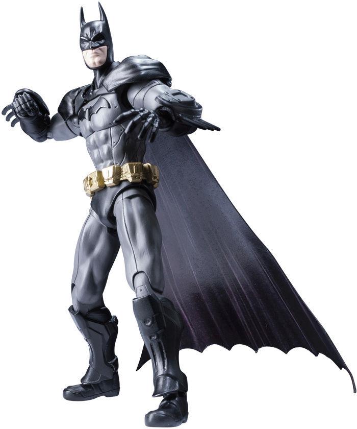 Batman: Arkham City Batman - Level 2 (Sprukits-Bandai) Batman10
