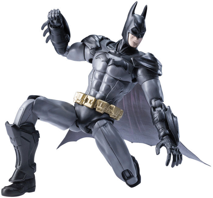 Batman: Arkham City Batman - Level 2 (Sprukits-Bandai) Batman12