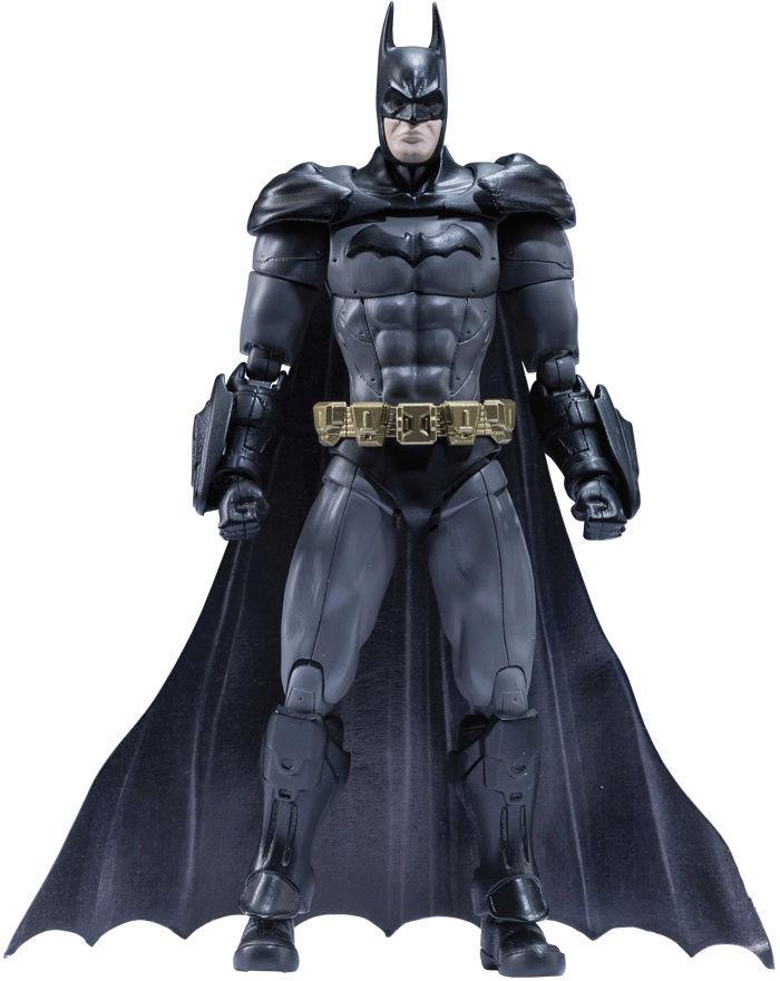 Batman: Arkham City Batman - Level 2 (Sprukits-Bandai) Batman13