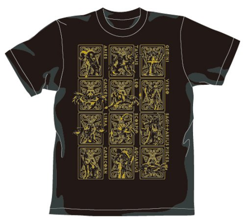 T shirts Saint Seiya (import Japonais par All-figs)  Saint_11