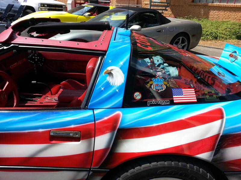 "Chevrolet Corvette C4 ""Liberty"" MPC/ERTL 1:25 & Monogram 1:8 - Seite 4 20140613"