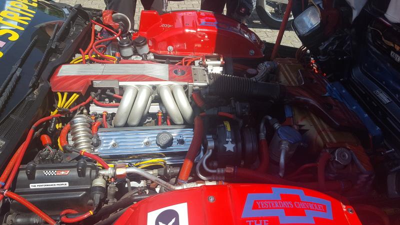 "Chevrolet Corvette C4 ""Liberty"" MPC/ERTL 1:25 & Monogram 1:8 - Seite 3 20170610"