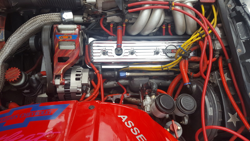 "Chevrolet Corvette C4 ""Liberty"" MPC/ERTL 1:25 & Monogram 1:8 - Seite 3 20170711"