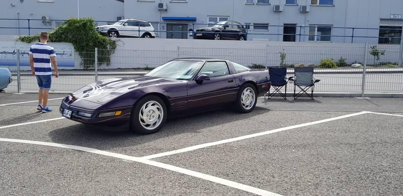 """Chervolet Corvette C4 """"Liberty"""" MPC/ERTL 1:25 & Monogram 1:8 Comp_212"""
