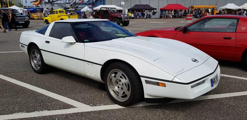 """Chervolet Corvette C4 """"Liberty"""" MPC/ERTL 1:25 & Monogram 1:8 Comp_213"""