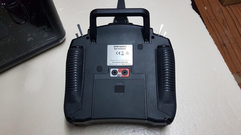 Radio spektrum DX9 etat neuf version black edition 20180212