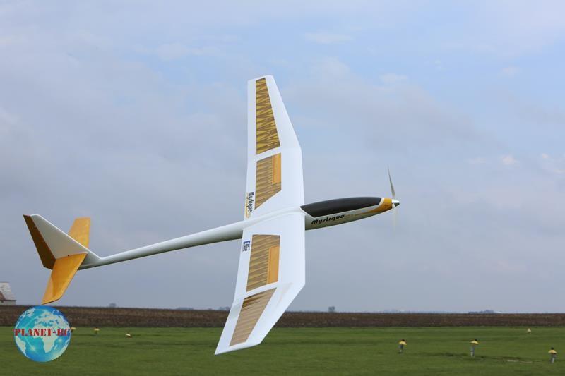 Motoplaneur Eflite Mystique RES 2.90m Efl49111