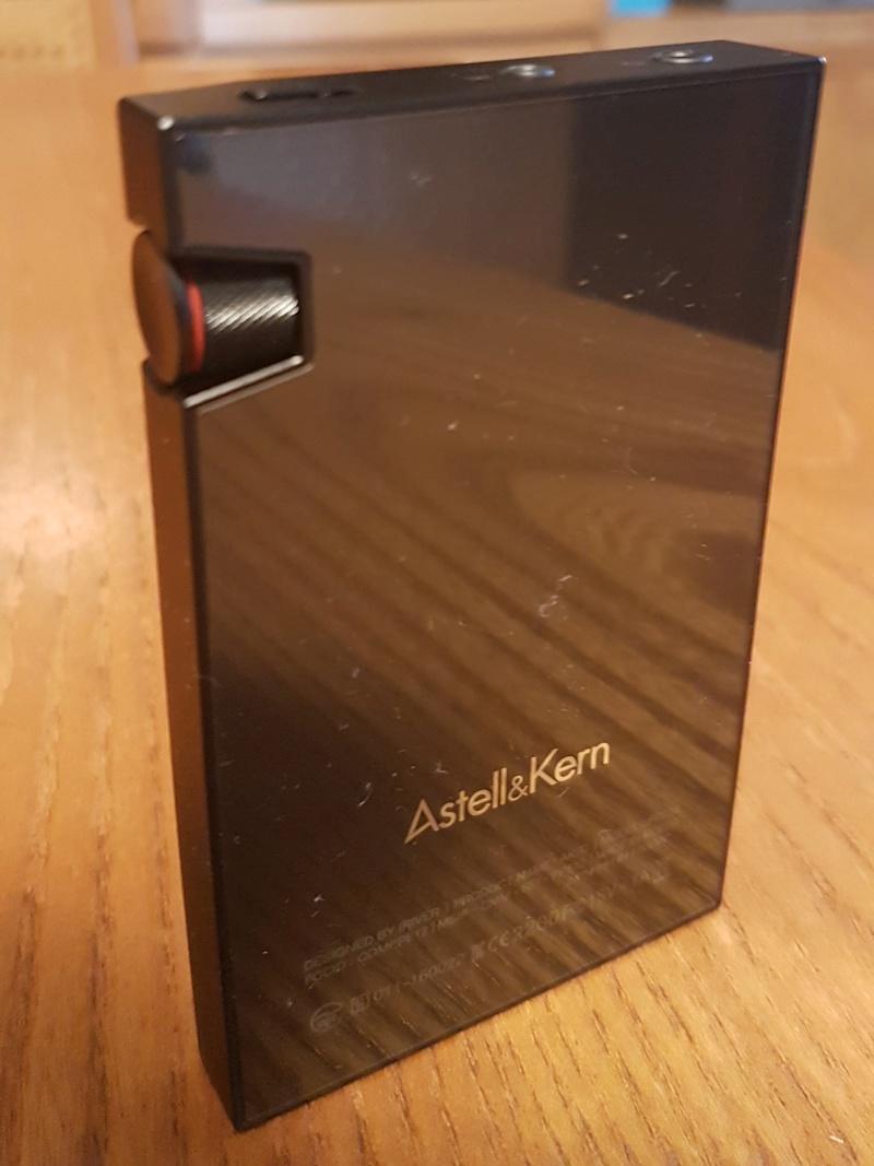 (RM) Astell Kern AK70 + Custodia (vendo) 20181110