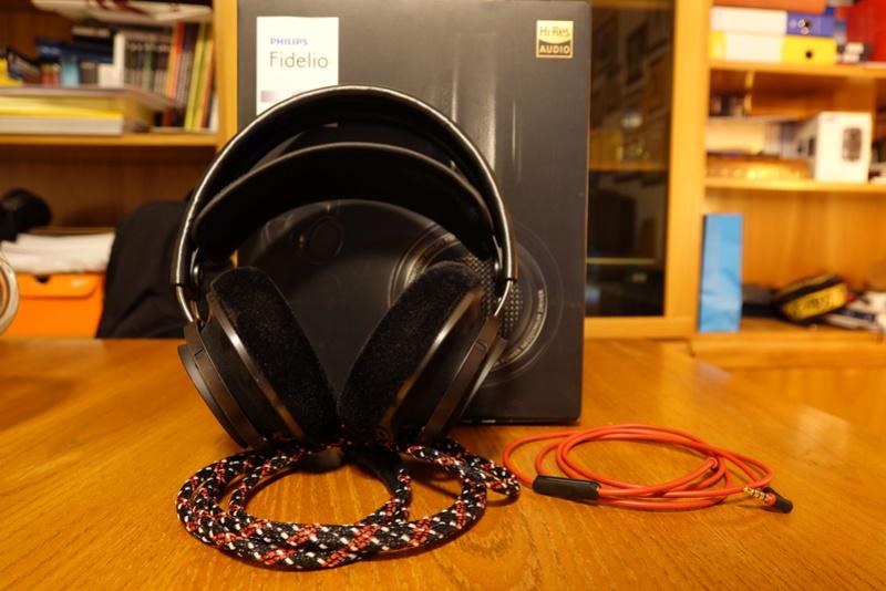 (RM) Philips Fidelio X2 + Cavo Cardas e Beats Remote - VENDUTA Dsc01218
