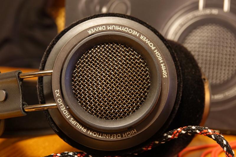 (RM) Philips Fidelio X2 + Cavo Cardas e Beats Remote - VENDUTA Dsc01219