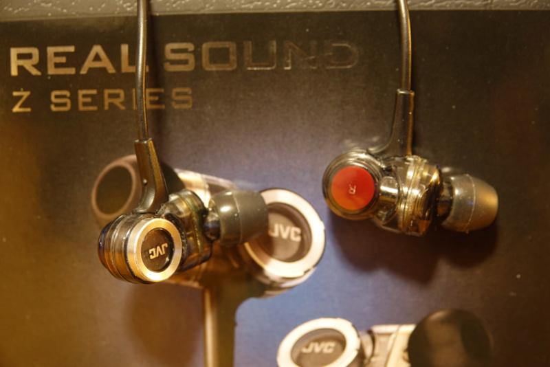 (RM) JVC HA-FXZ100 IEM auricolare 3 driver  Dsc01226