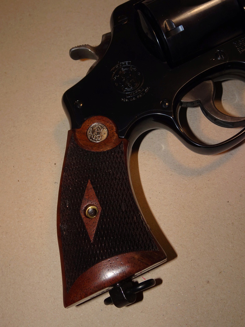 smith et wesson 22-4 of 1917 Dsc01511