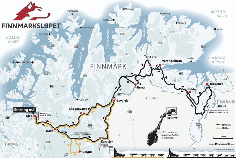 Finnmarklopet 2015 Standa10