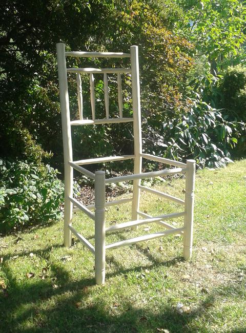 First Chair - work in progress Assemb10