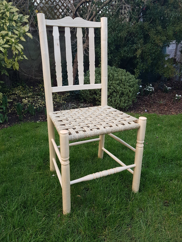 Chairs 4 & 5: The lath back / banister back Bb510