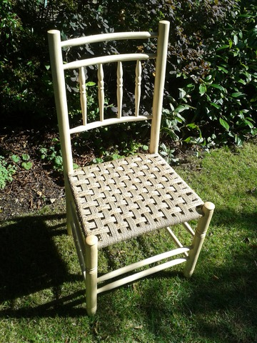 First Chair - work in progress Finish10