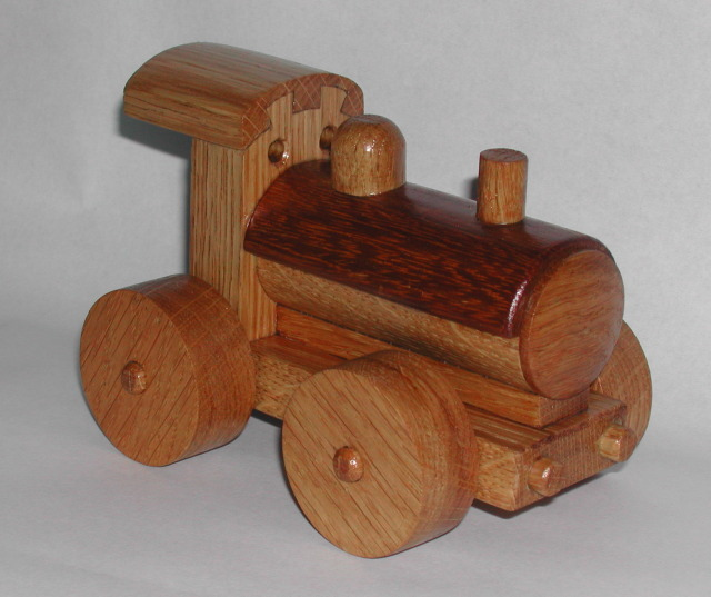 Wooden toys Loco10