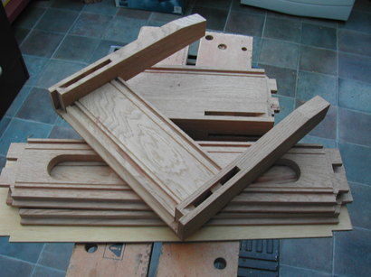 Glue-ups: or - can you guess what it is yet ? Pt110