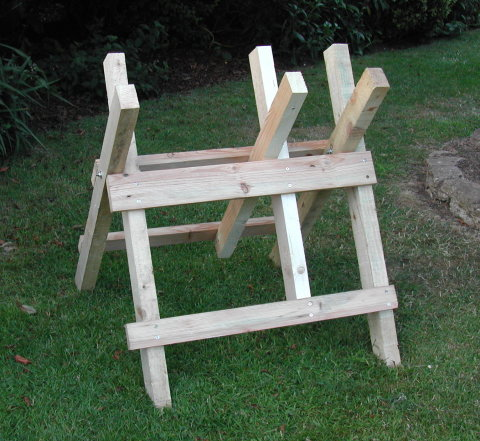 DIY sawhorse Sawhor10