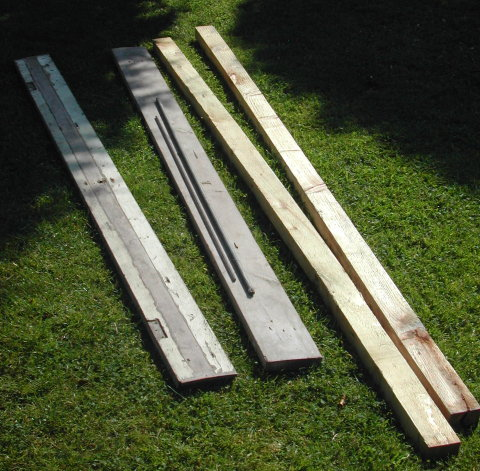 DIY sawhorse Sawhor11