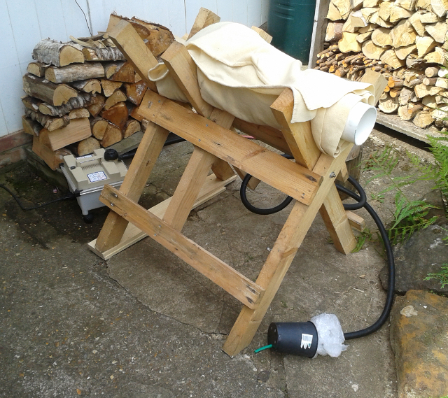 First Chair - work in progress Steami11