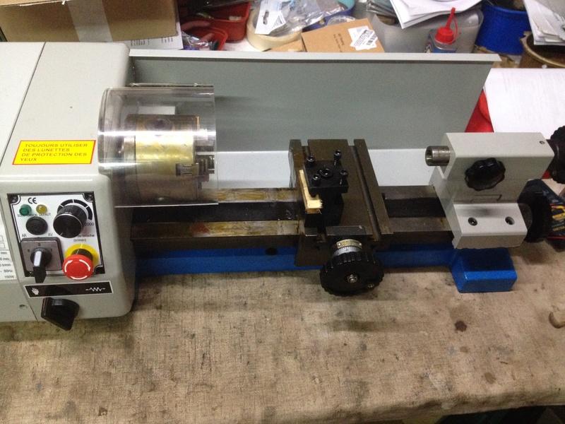 Essais pour diminuer la conso d'air sur une Buccaneer ? ressort valve marteau Img_3010