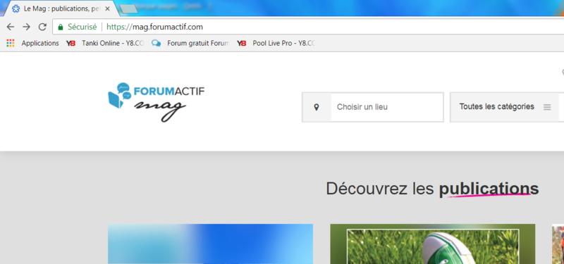 Le mag Forumactif présente parfois un problème sous Chrome Captu193