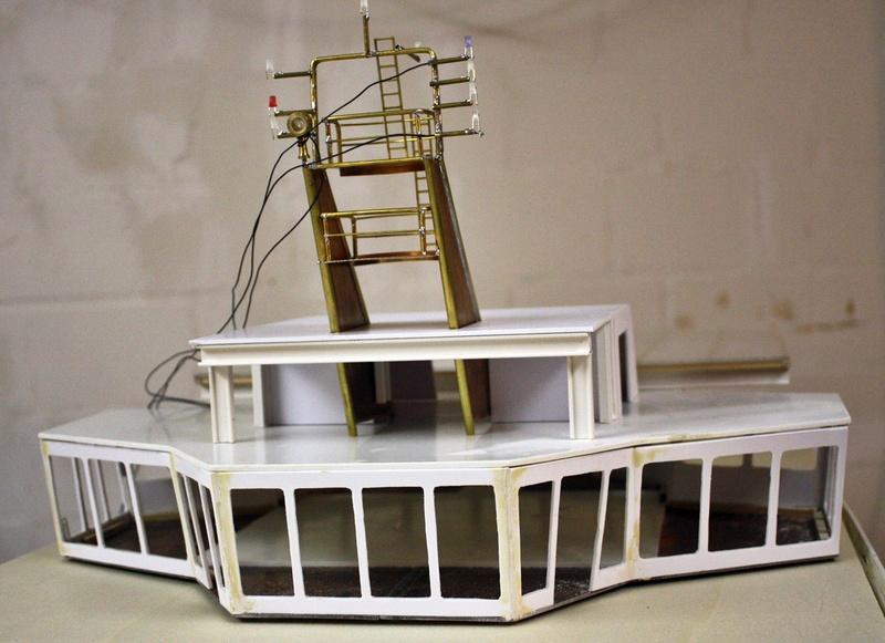 Bau eines X-Bow Schiffes in 1:50 Img_3311