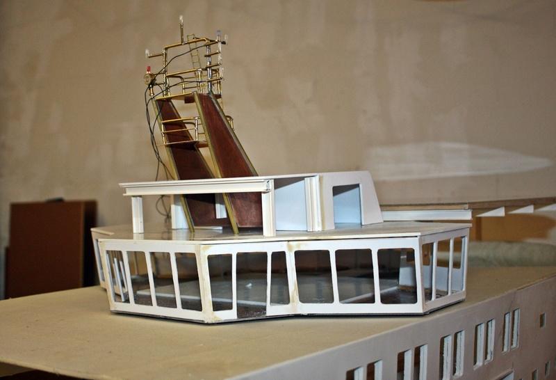 Bau eines X-Bow Schiffes in 1:50 Img_3312