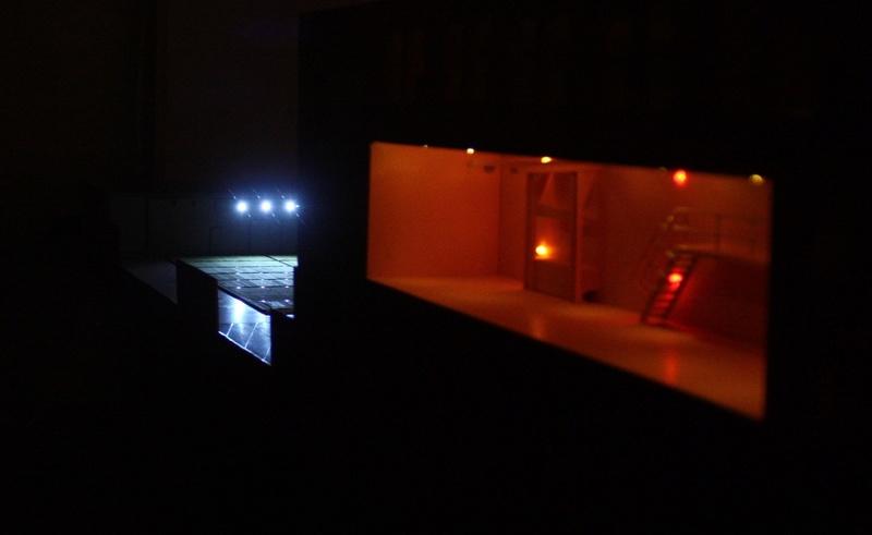 Bau eines X-Bow Schiffes in 1:50 Leia210